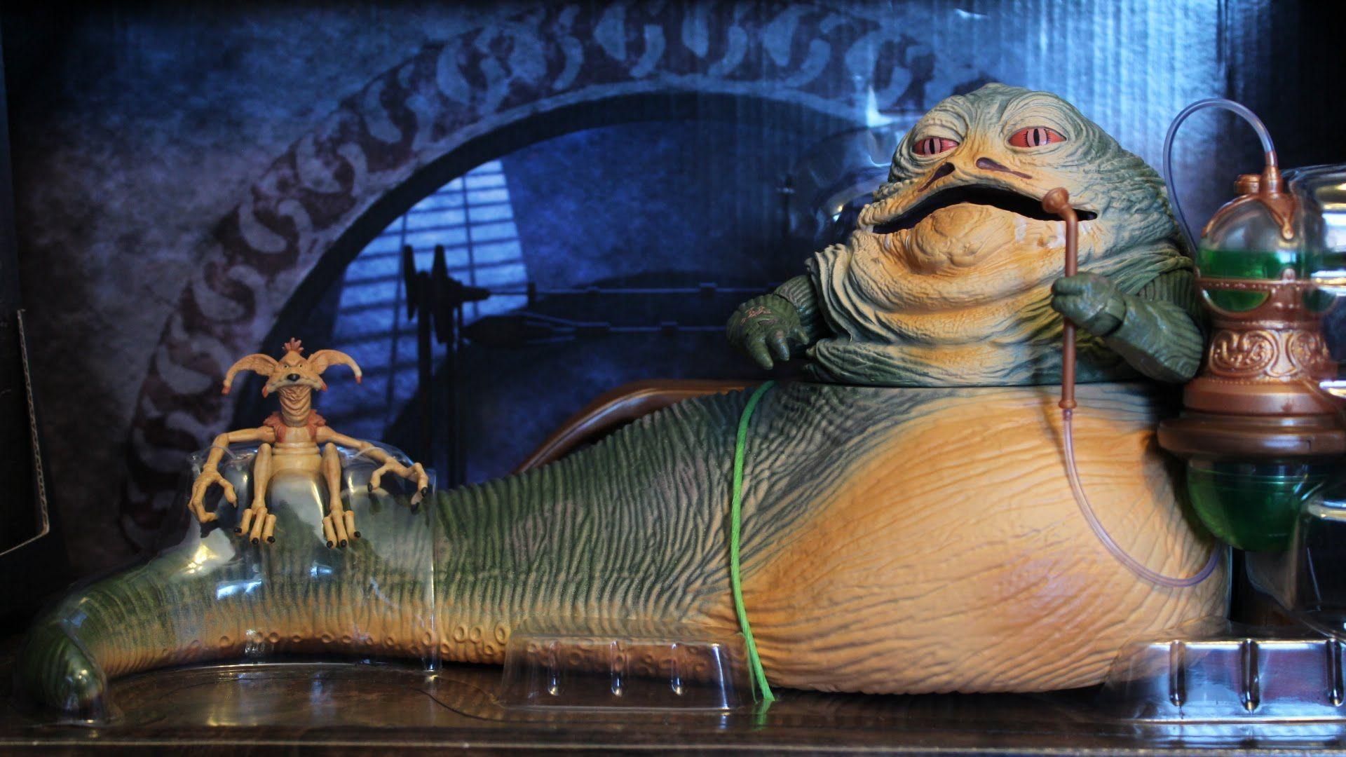 Jabba The Hutt Wallpapers