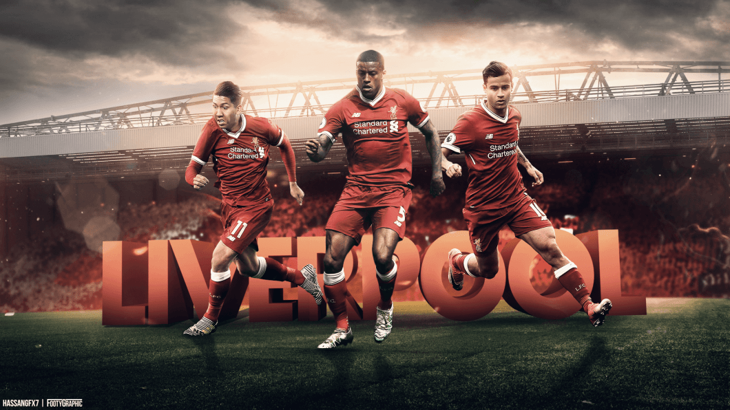 Liverpool Fc Desktop Wallpaper Hd