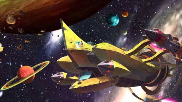 Space Dandy Wallpapers Wallpaper Cave