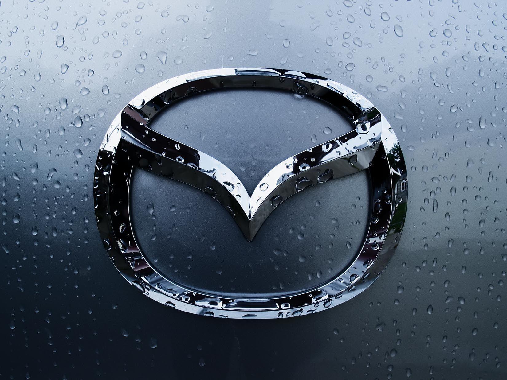 Mazda Logo Wallpapers Wallpaper Cave