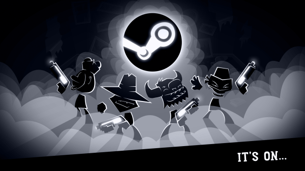 Steam Wallpapers - Wallpaper Cave