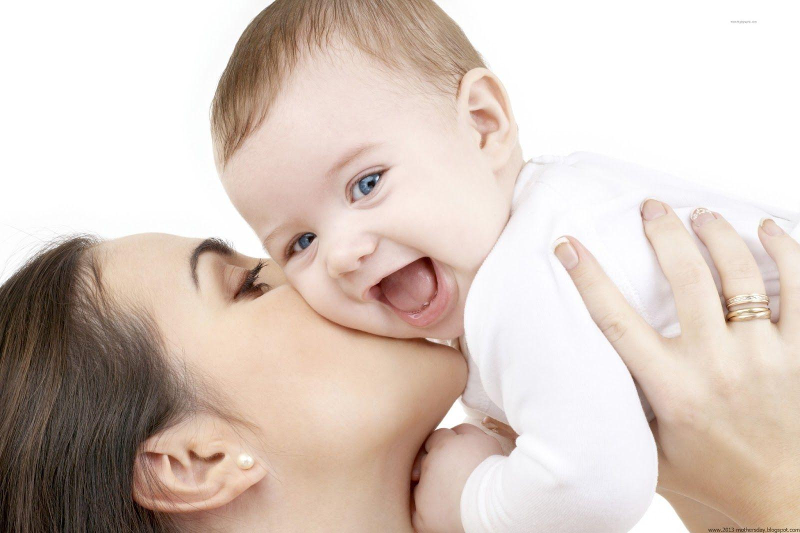 Mom And Baby Wallpapers Wallpaper Cave