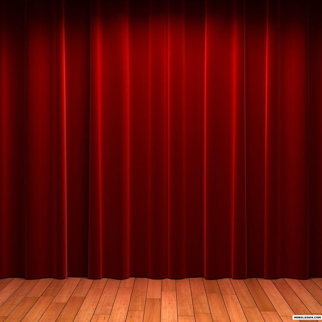 stage curtains desktop wallpapers