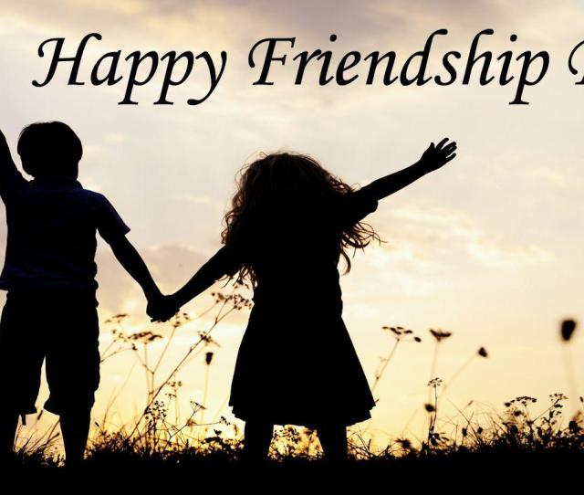 Friendship Day Cute Friendship Day Message Wallpaper For Facebook