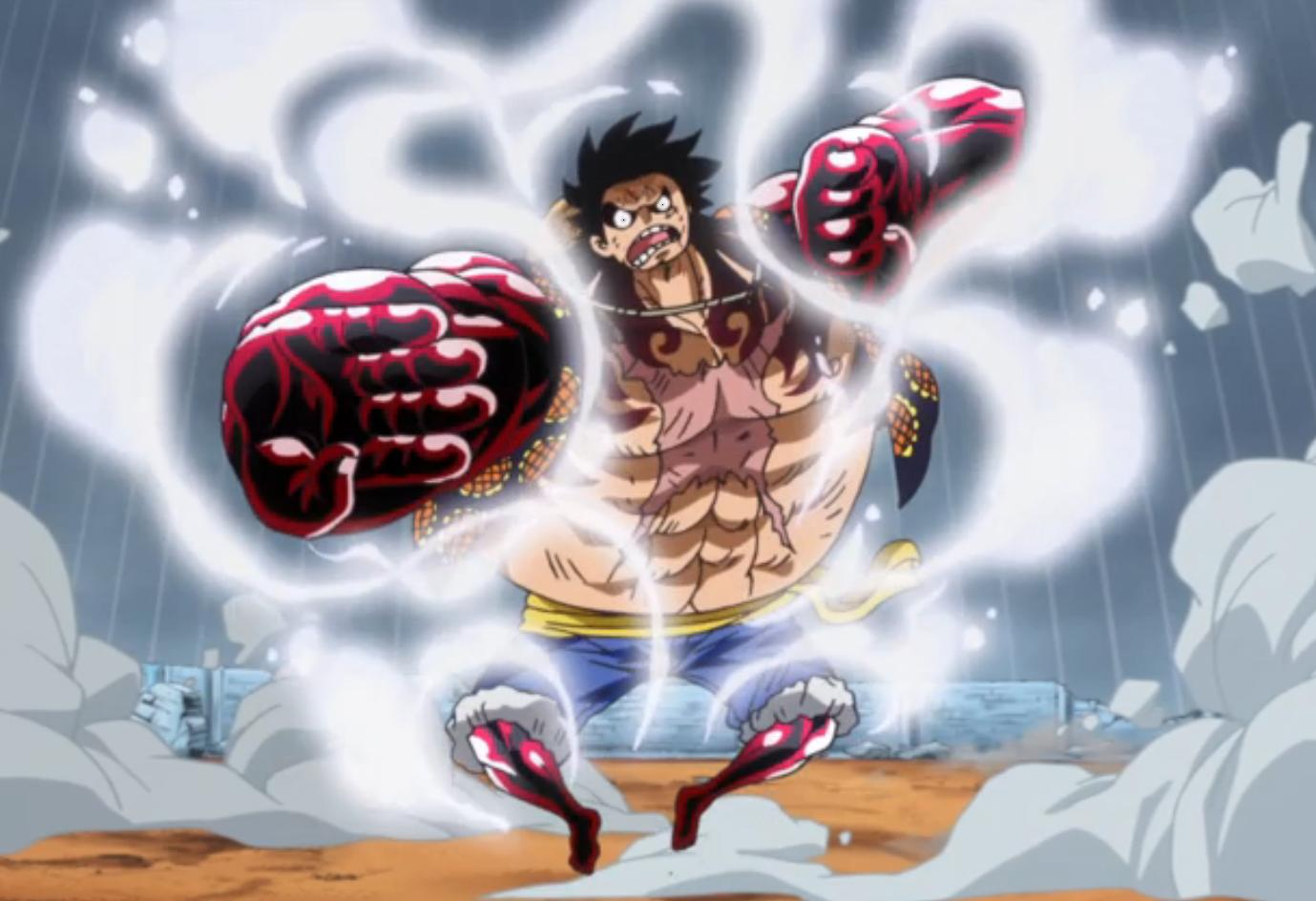 Check out this fantastic collection of luffy gear 4 wallpapers, with 43 luffy gear 4 background images for your desktop, phone or tablet. Luffy Gear Fourth Wallpapers - Wallpaper Cave