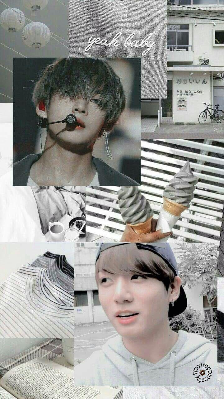 Enough of the generic peaceful landscape, swirling galaxies, or abstract geometric patterns! Taekook Wallpapers - Wallpaper Cave