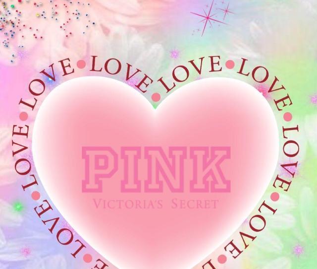 Love Pink Victoria Secret Wallpaper Pink Cute Iphone