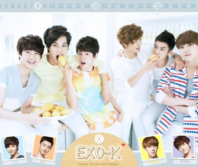 Exo Wallpaper Cute Exo Cute Wallp Chainimage
