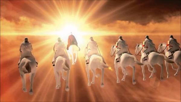 Jesus Coming Soon Wallpapers - Wallpaper Cave