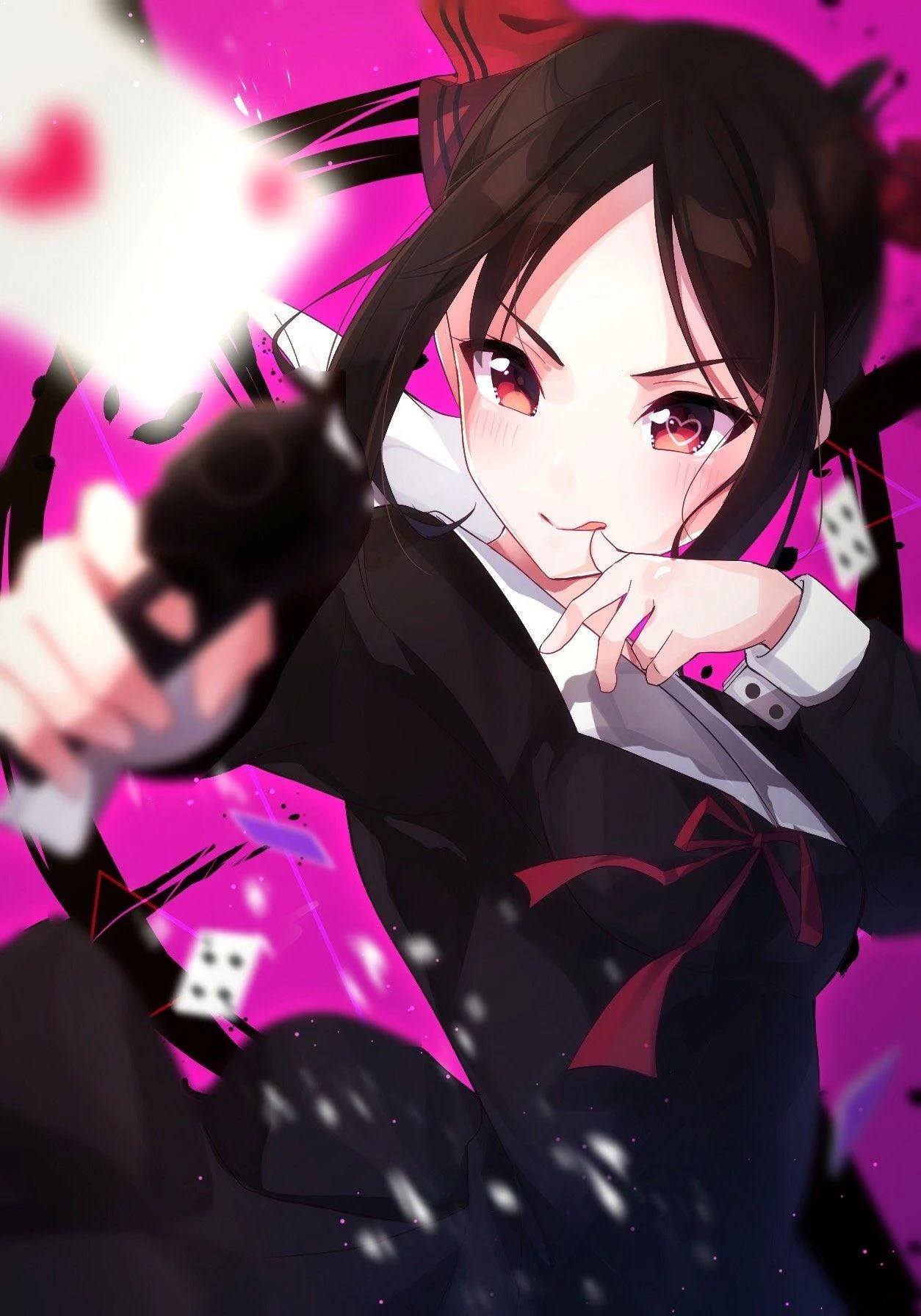 Maybe you would like to learn more about one of these? Kaguya-sama: Love Is War Wallpapers - Wallpaper Cave