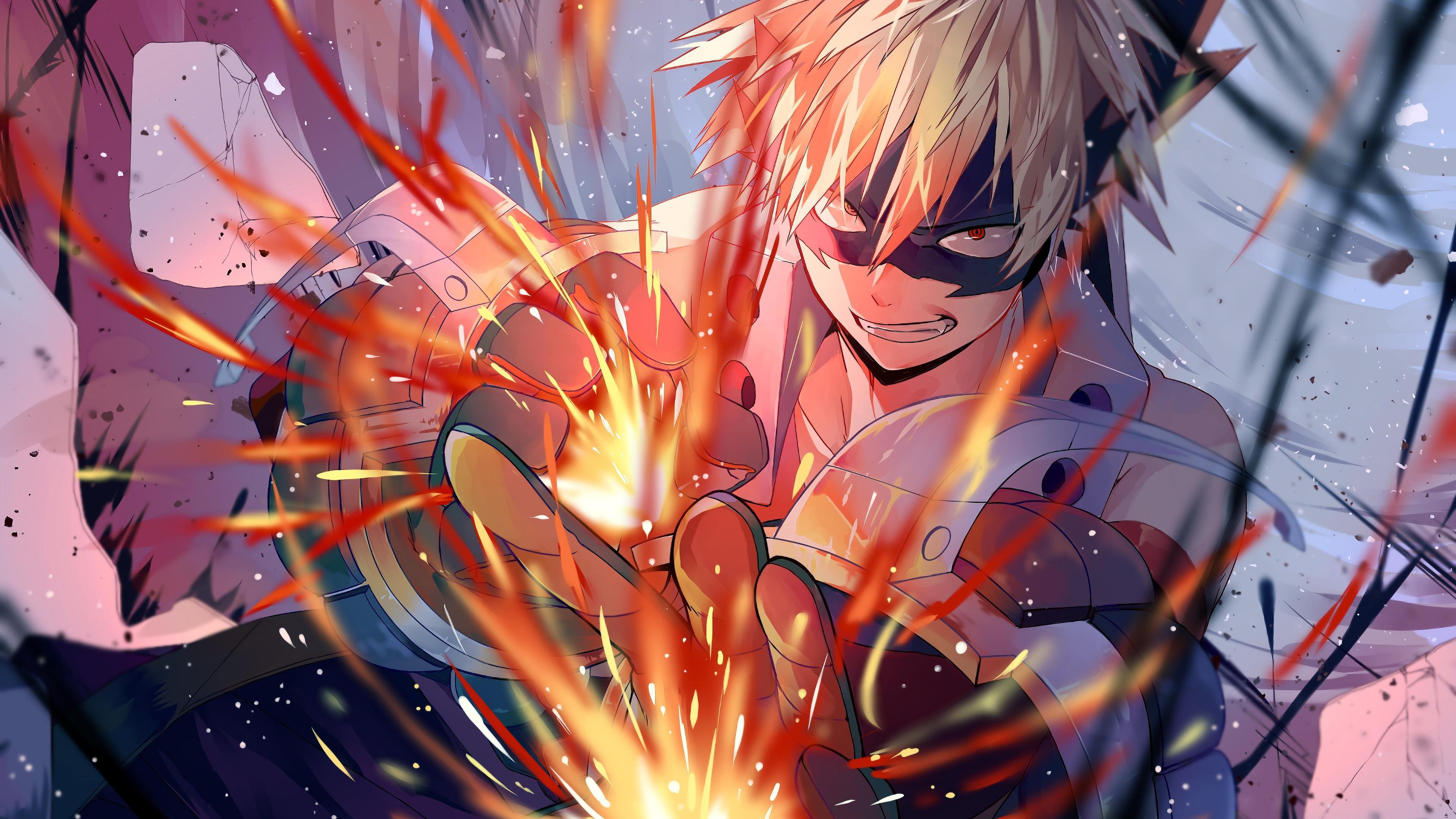 Boku no hero academia wallpaper and high quality picture gallery on minitokyo. My Hero Academia Bakugou X Kirishima Wallpapers ...