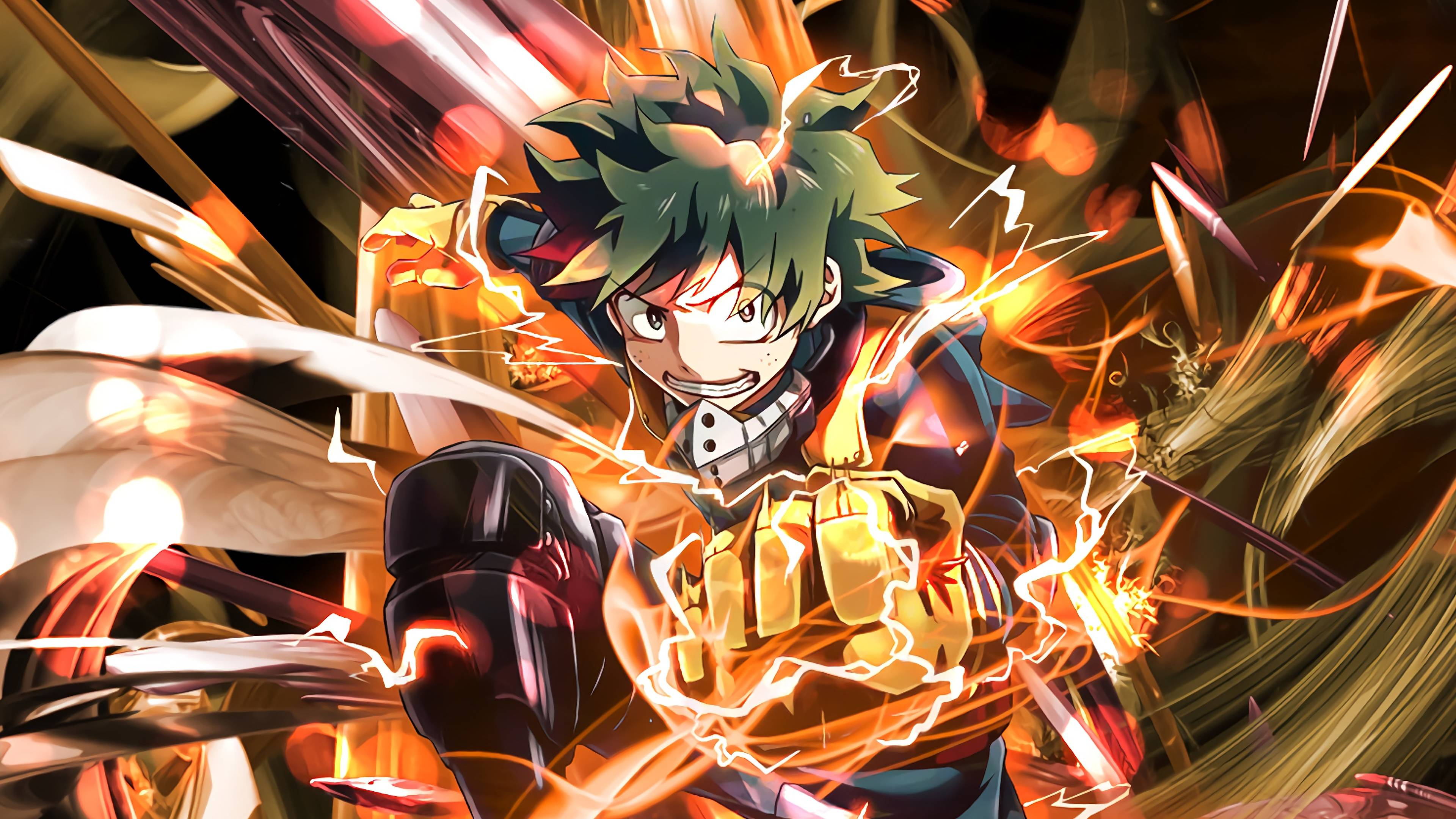 Download wallpapers from anime my hero academia for monitor with resolution 1024x768 and tags on page: Anime 4k My Hero Academia Wallpapers - Wallpaper Cave