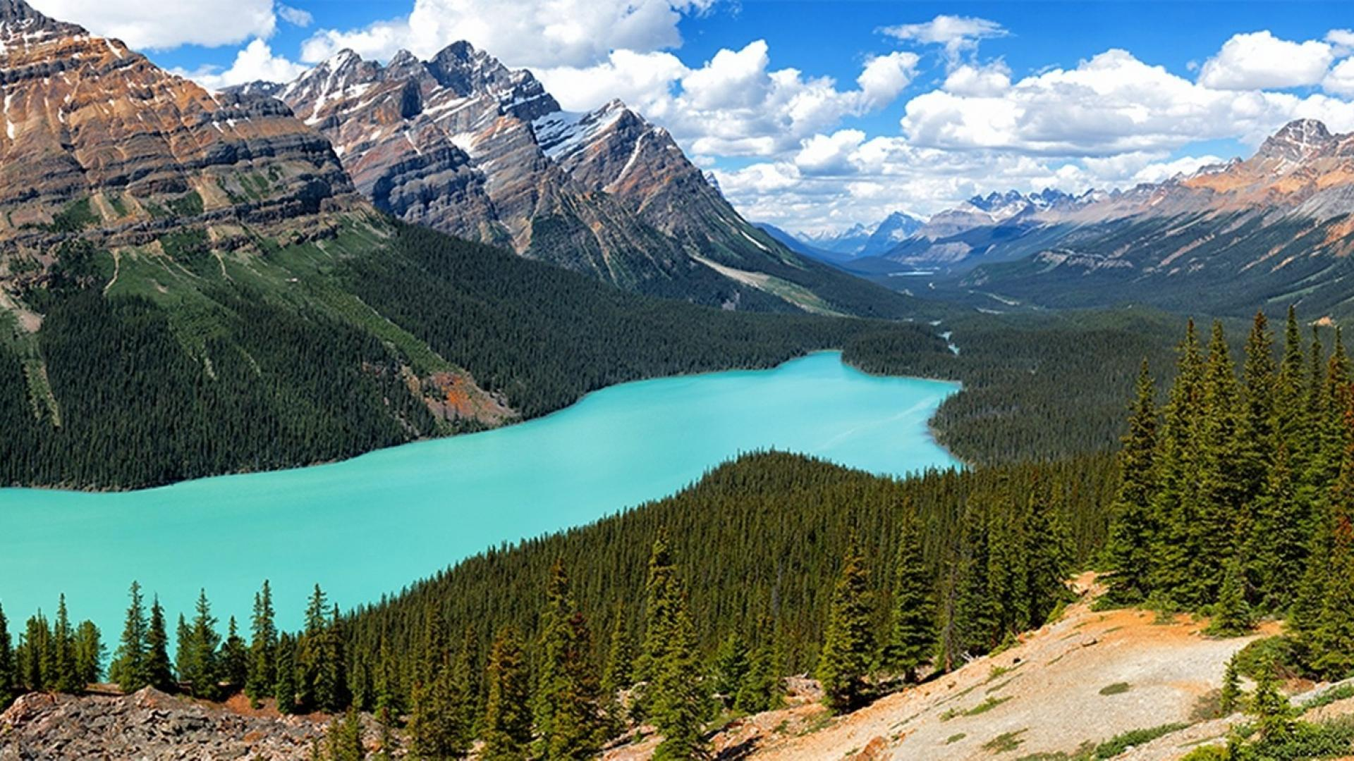 Canadian Rockies Wallpapers