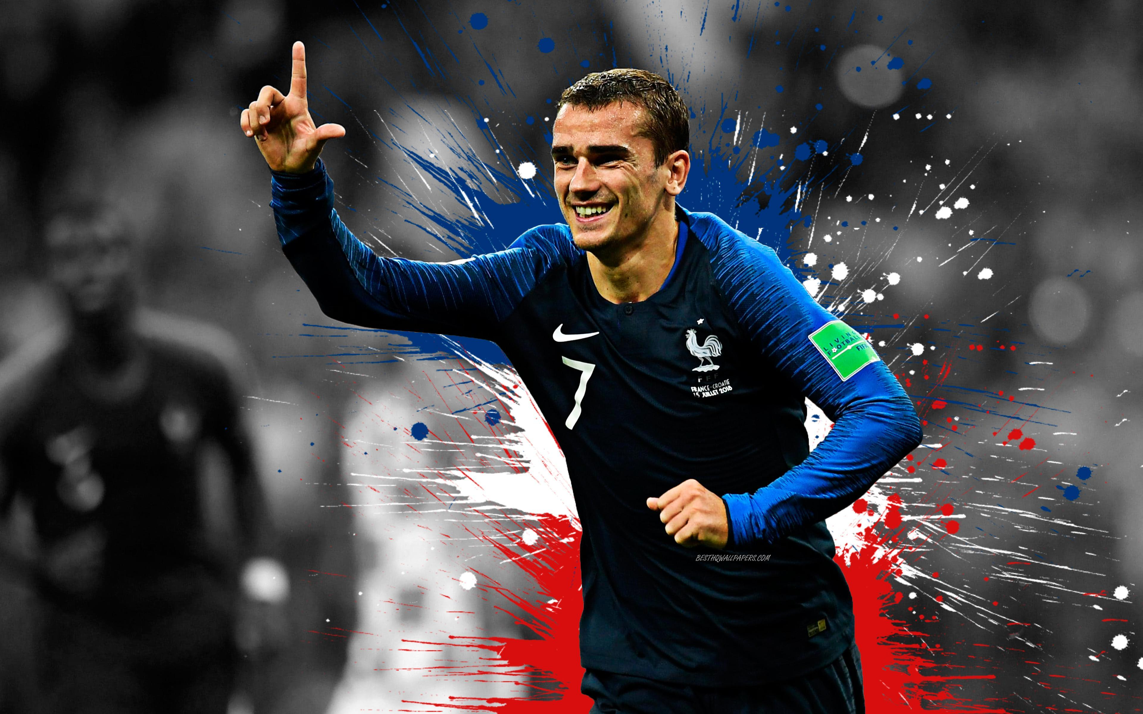 02/07/2021· kylian mbappe and antoine griezmann clashed during france's euro 2020 campaign. France National Football Team 2019 Wallpapers - Wallpaper Cave