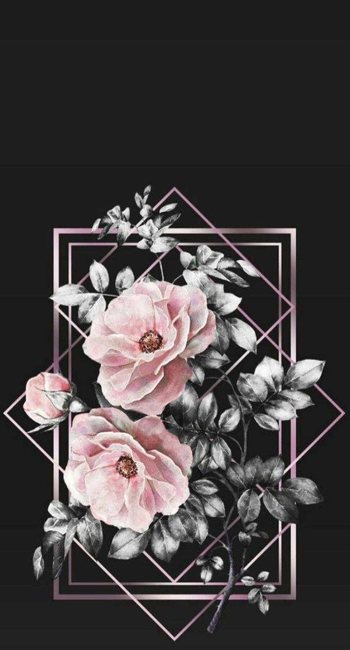 Image of aesthetic anime desktop wallpaper purple flowers 386018. Aesthetic Rose Flower Wallpapers - Wallpaper Cave
