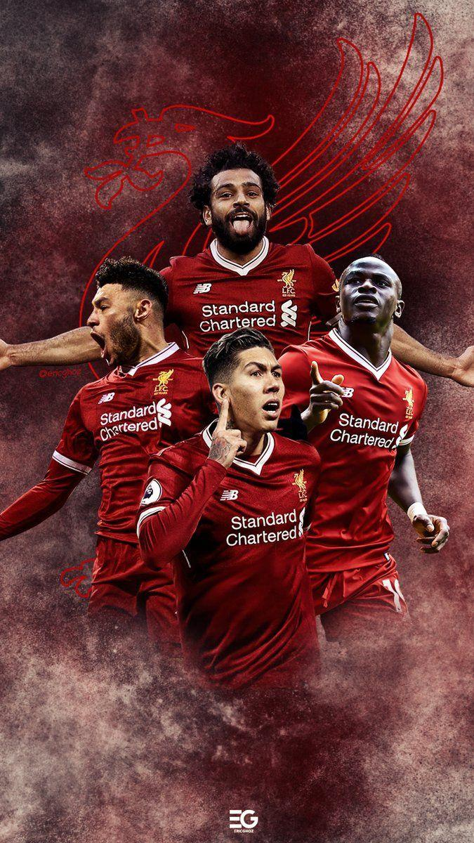 Liverpool Champions League Wallpapers - Wallpaper Cave