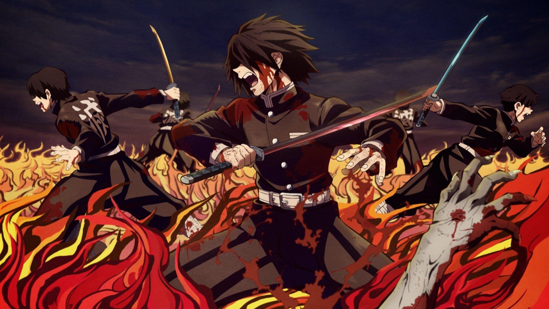 Is there an issue with this post? Demon Slayer Wallpapers - Wallpaper Cave