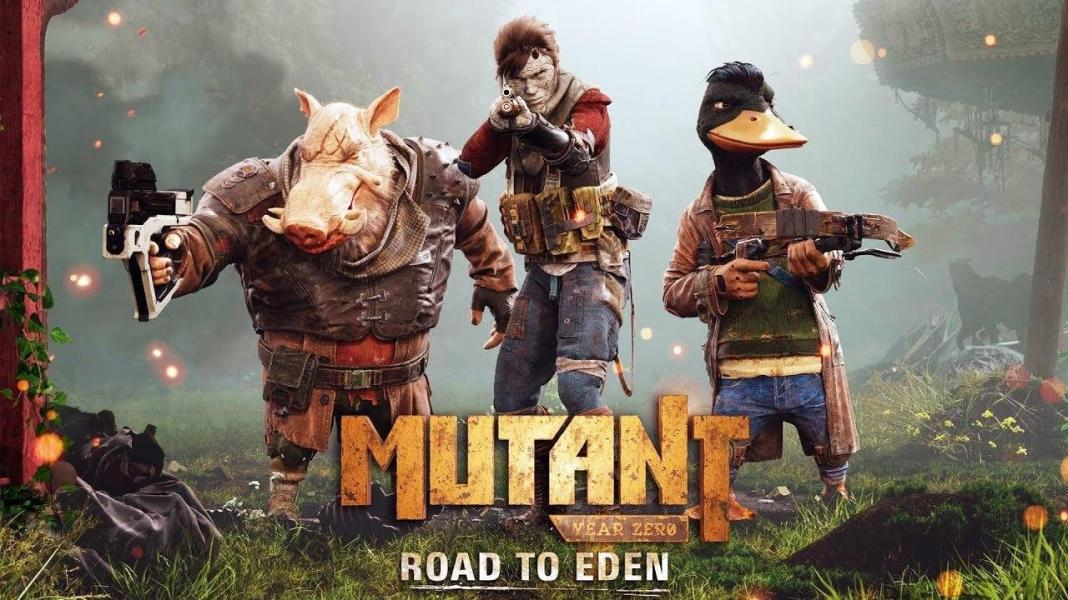 Image result for mutant year zero wallpaper