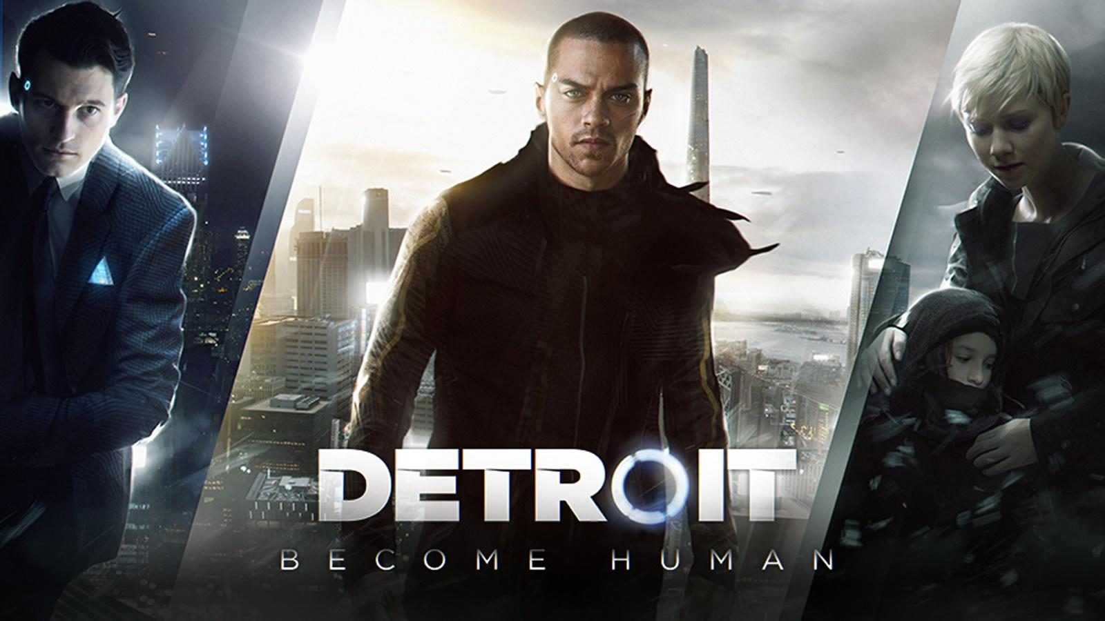 detroit become human 4k wallpapers