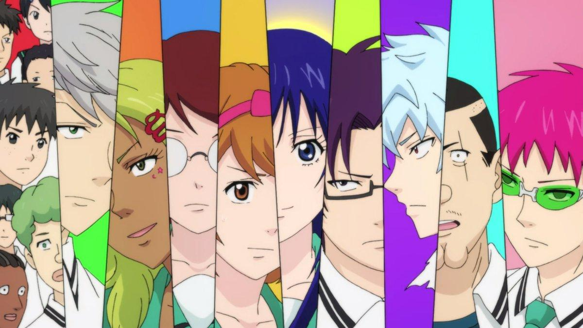 Anime Laptop Wallpaper Saiki - Novocom.top