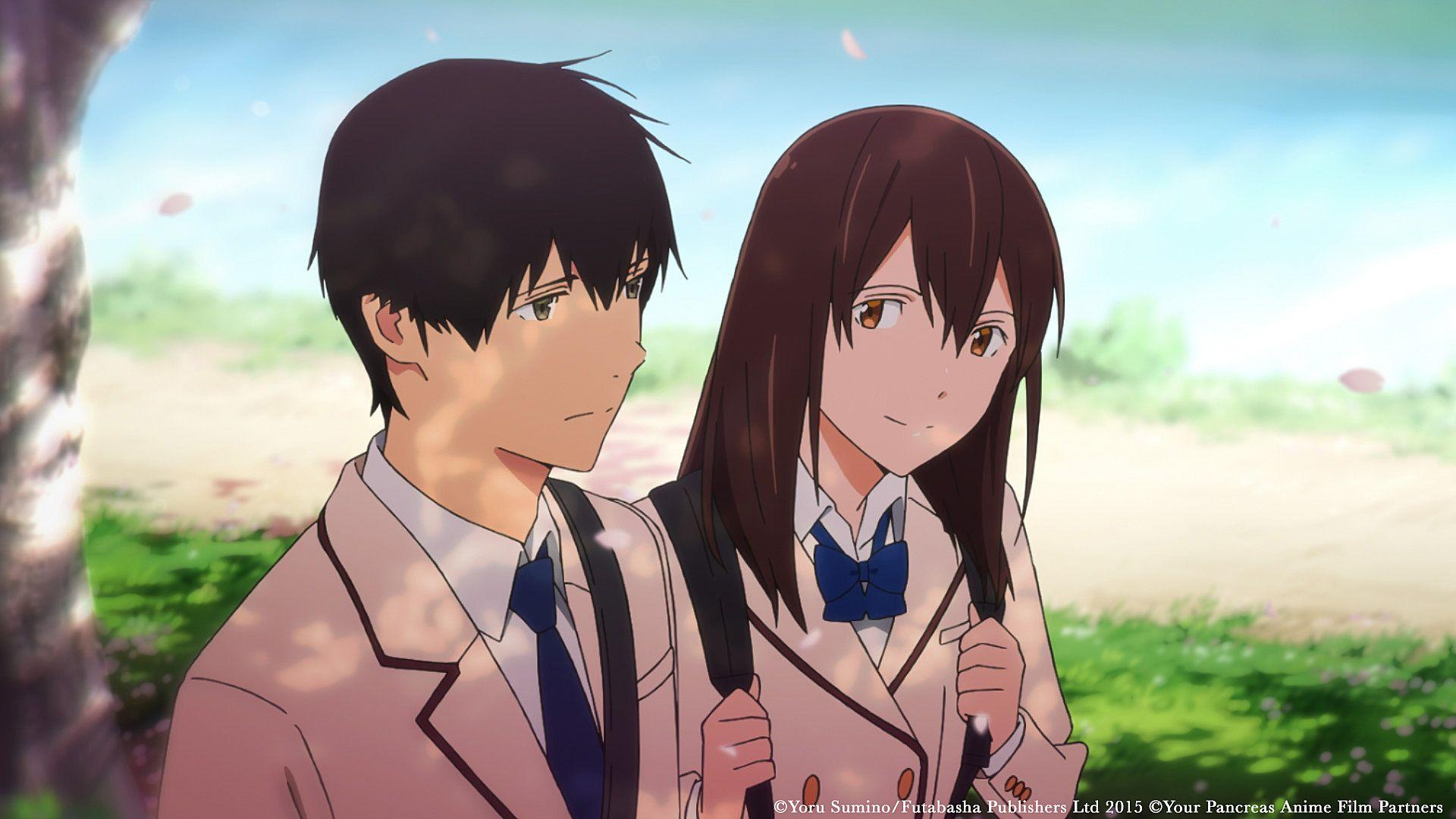 Zerochan has 35 kimi no suizou wo tabetai anime images, fanart, and many more in its gallery. Let Me Eat Your Pancreas Wallpapers - Wallpaper Cave