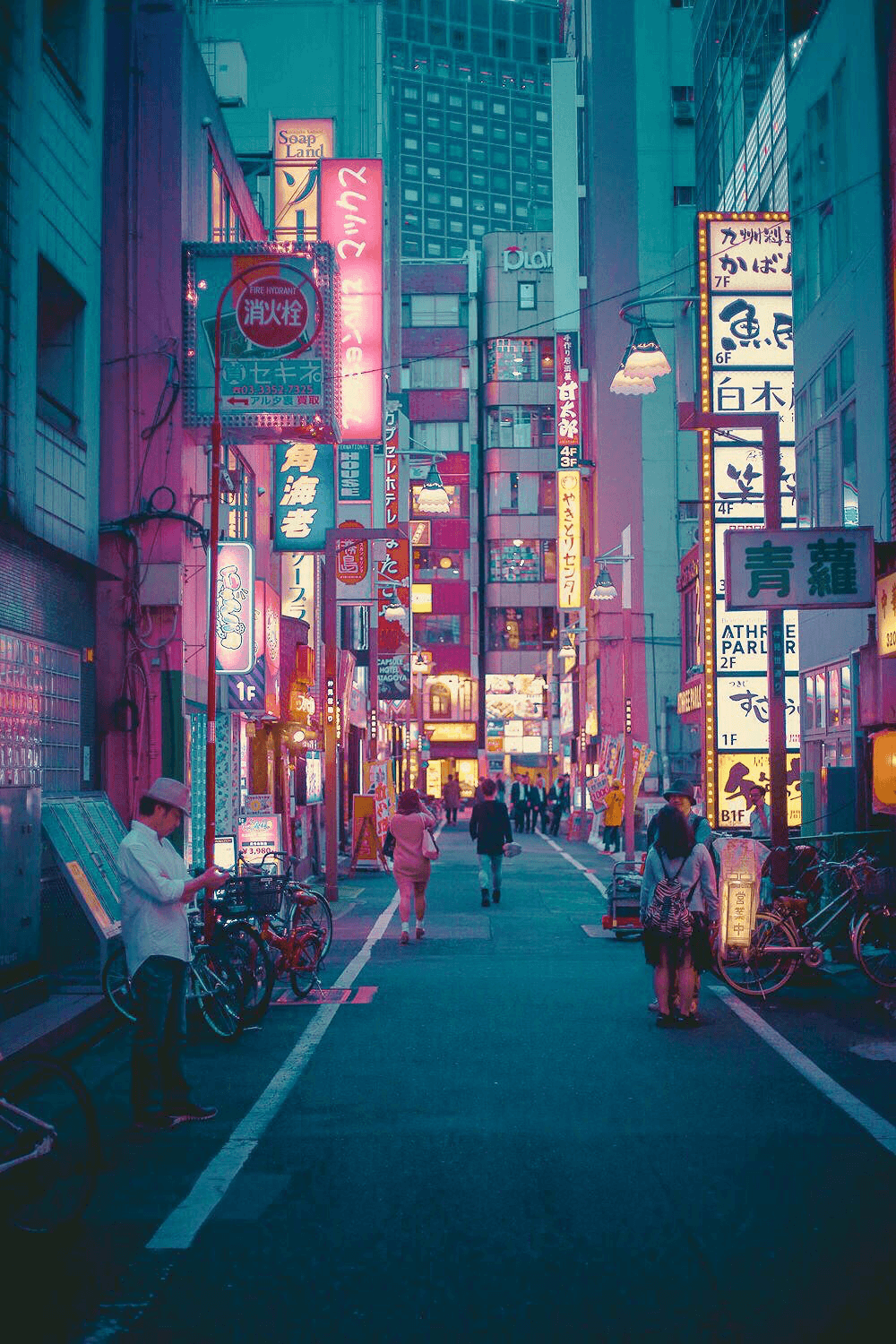 The reason the ae86 comes in at number one is not due to the aesthetic of the car, but rather its prestige. Aesthetic Japan City Wallpapers - Wallpaper Cave
