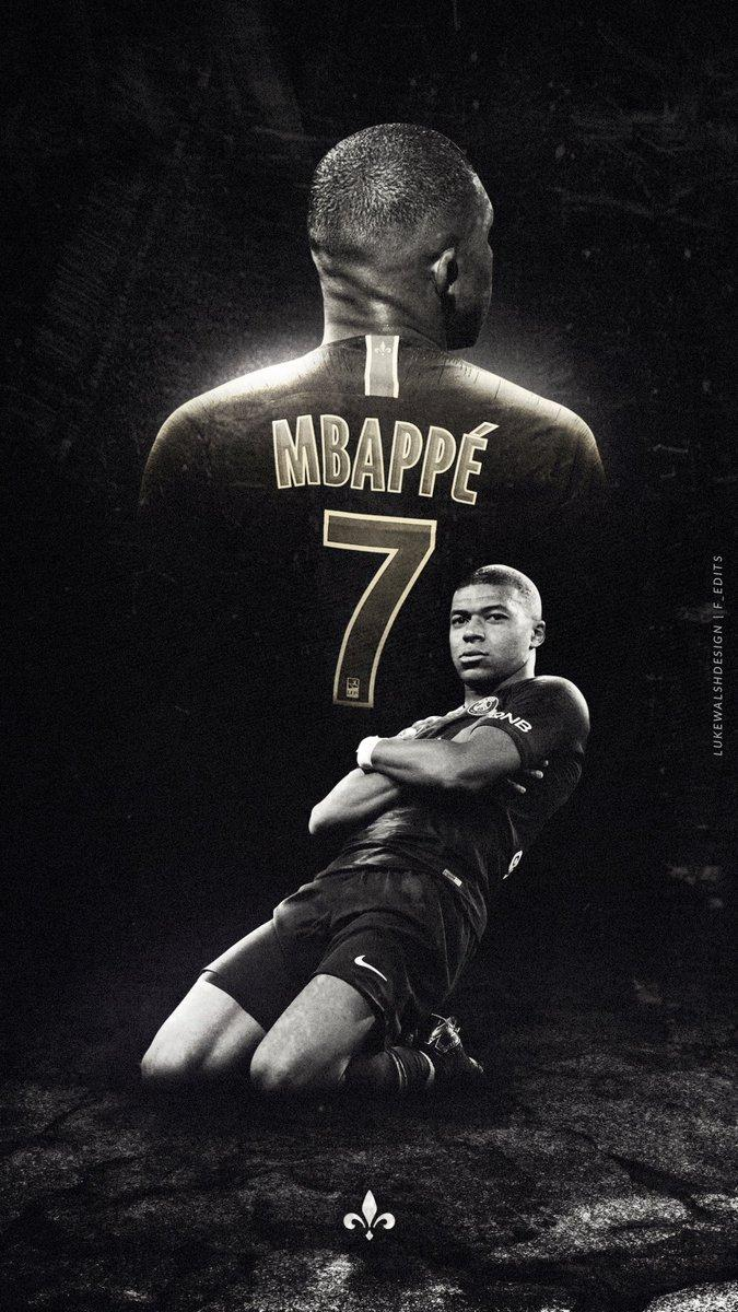kylian mbappe psg wallpapers