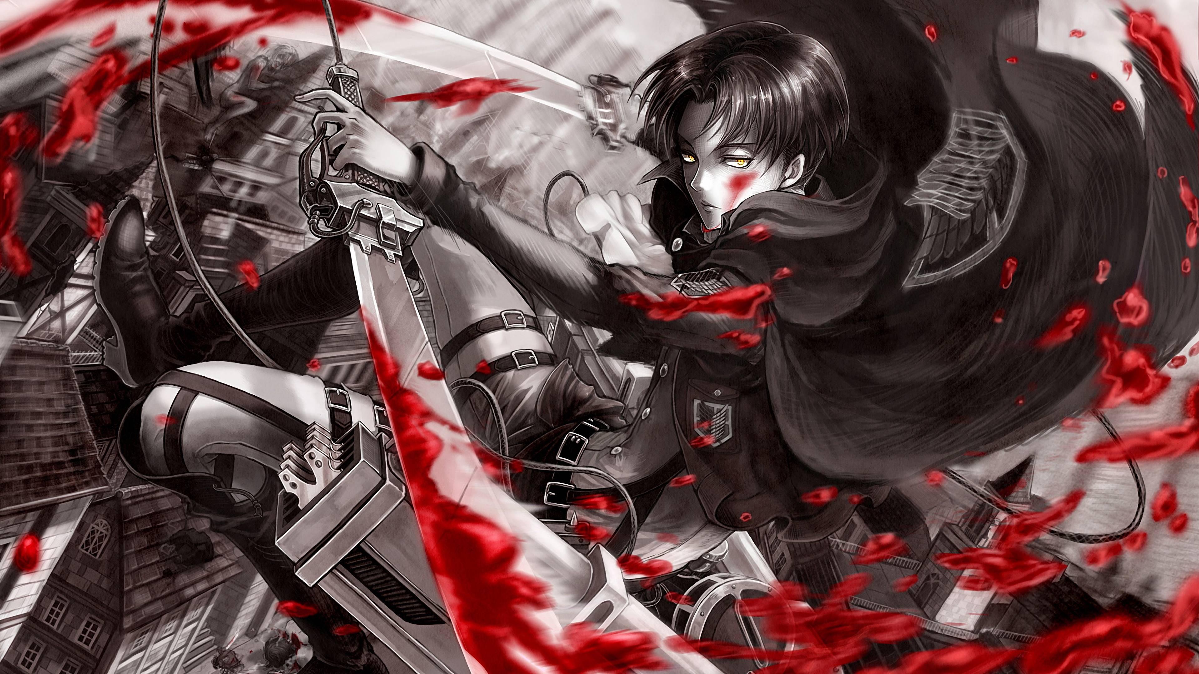 Hajime isayama, kodansha/''attack on titan'' production committee attack on titan has taken the anime world by storm. Attack On Titans Season 4 Wallpapers - Wallpaper Cave