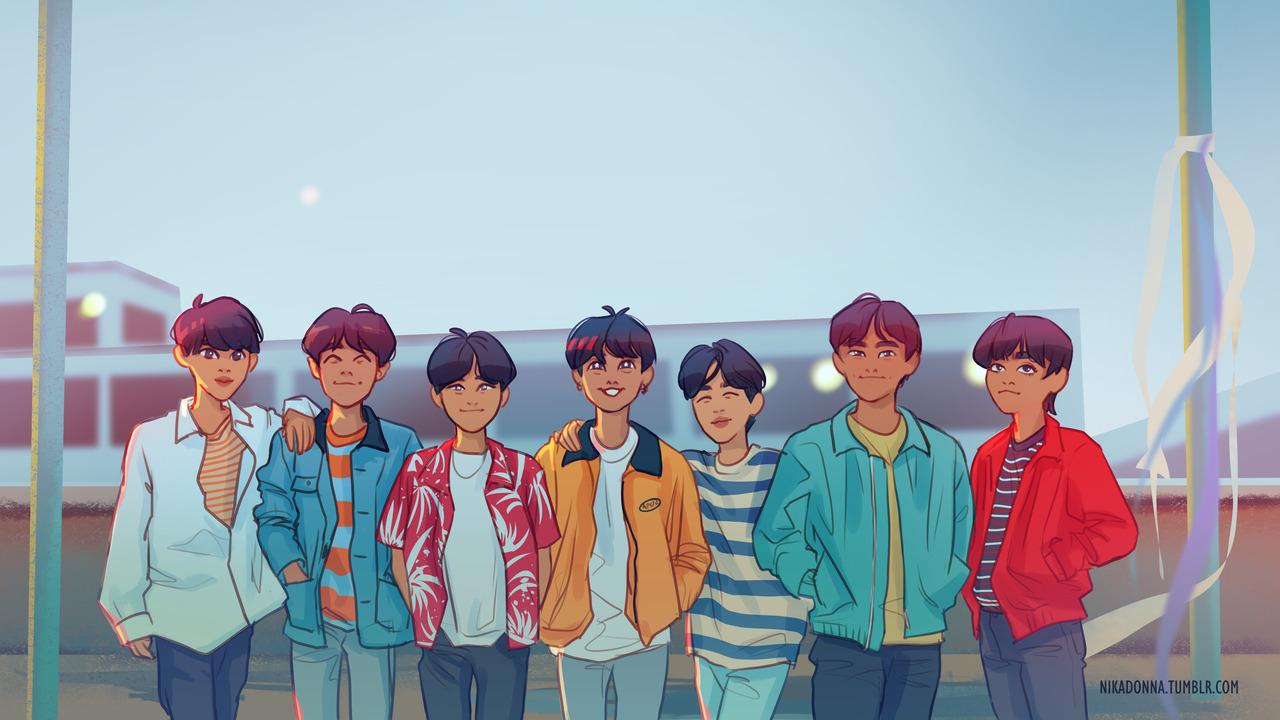 You can also upload and share your favorite bts aesthetic laptop wallpapers. BTS Aesthetic Desktop Wallpapers - Wallpaper Cave