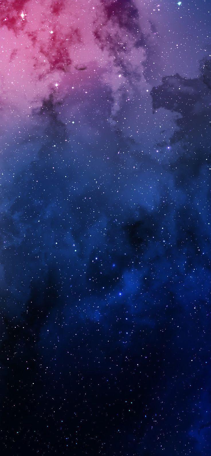 Galaxy Space Wallpaper Aesthetic Novocom Top