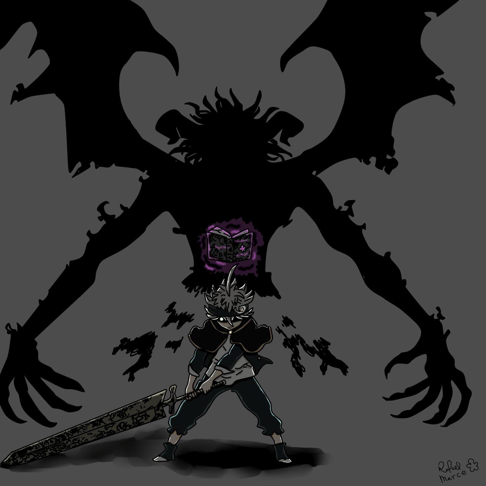 Vanica 「ヴァニカ vanika」 is a member of the spade kingdom's dark triad. Black Clover Iblis Asta Wallpapers - Wallpaper Cave