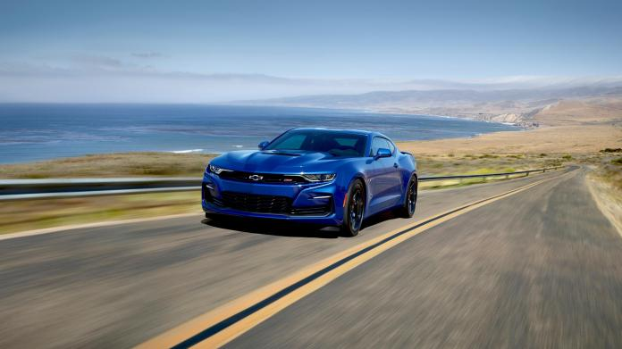 Chevy Camaro 2020 Wallpapers Wallpaper Cave