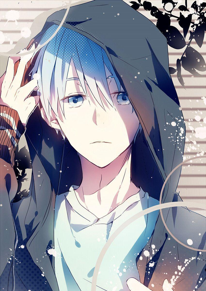 Handsome Anime Boy Wallpapers Wallpaper Cave