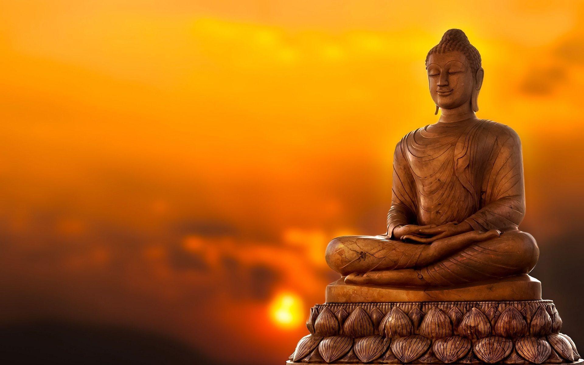 Lord Buddha Hd Desktop Wallpapers Wallpaper Cave