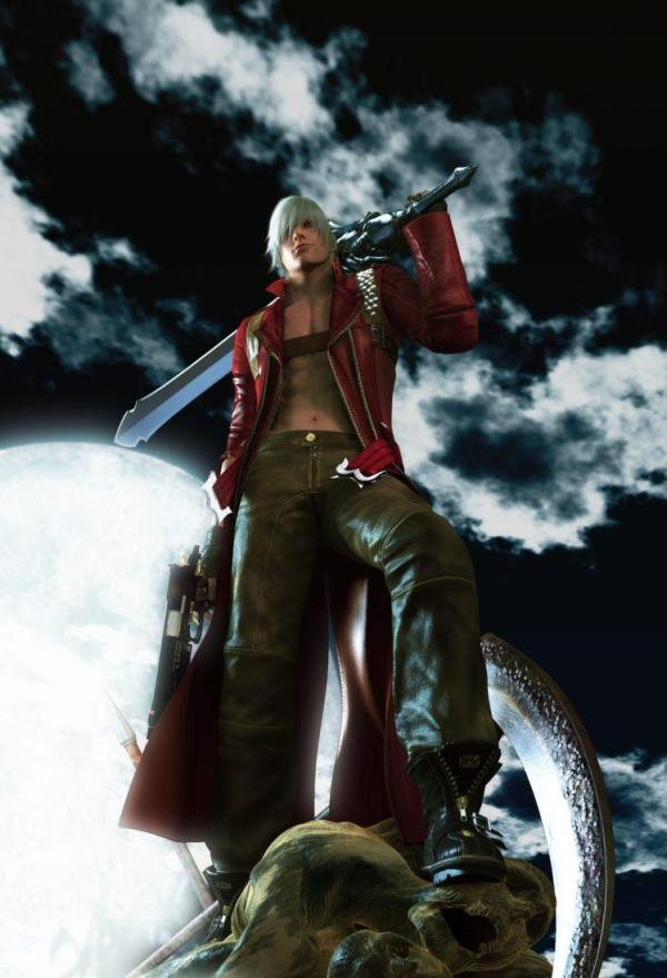 Devil May Cry Phone Wallpapers - Wallpaper Cave