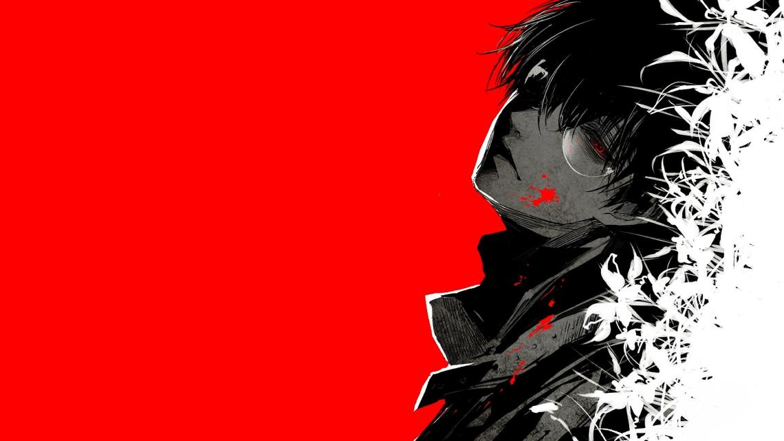 Aesthetic Ps4 Tokyo Ghoul Wallpapers Wallpaper Cave