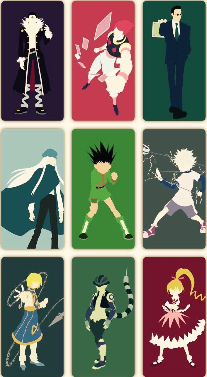 Explore tumblr posts and blogs tagged as #hunter x hunter wallpaper with no restrictions, modern design and the best experience | tumgir. Hunter X Hunter Aesthetic Wallpapers - Wallpaper Cave