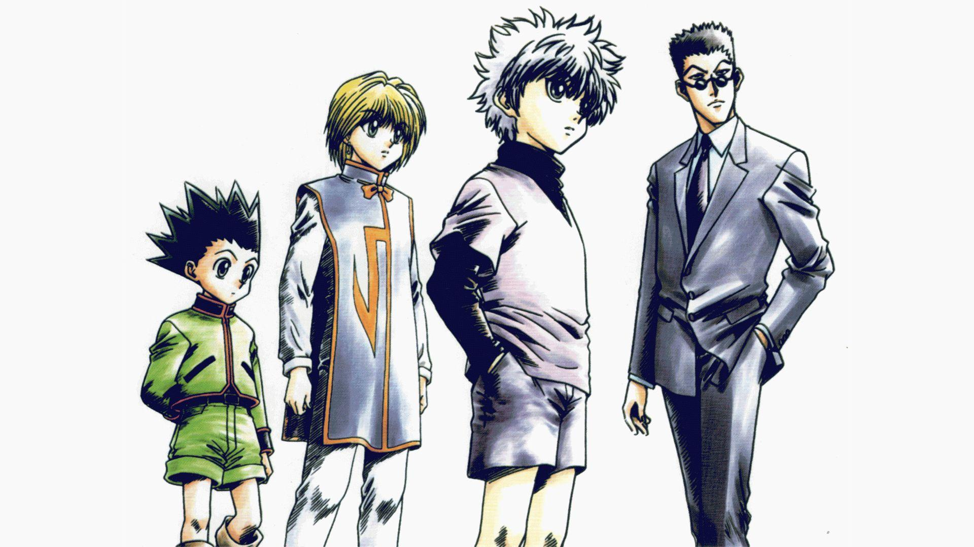 Cover your walls or use it for diy projects with unique designs from. Hunter X Hunter Anime Wallpapers - Wallpaper Cave