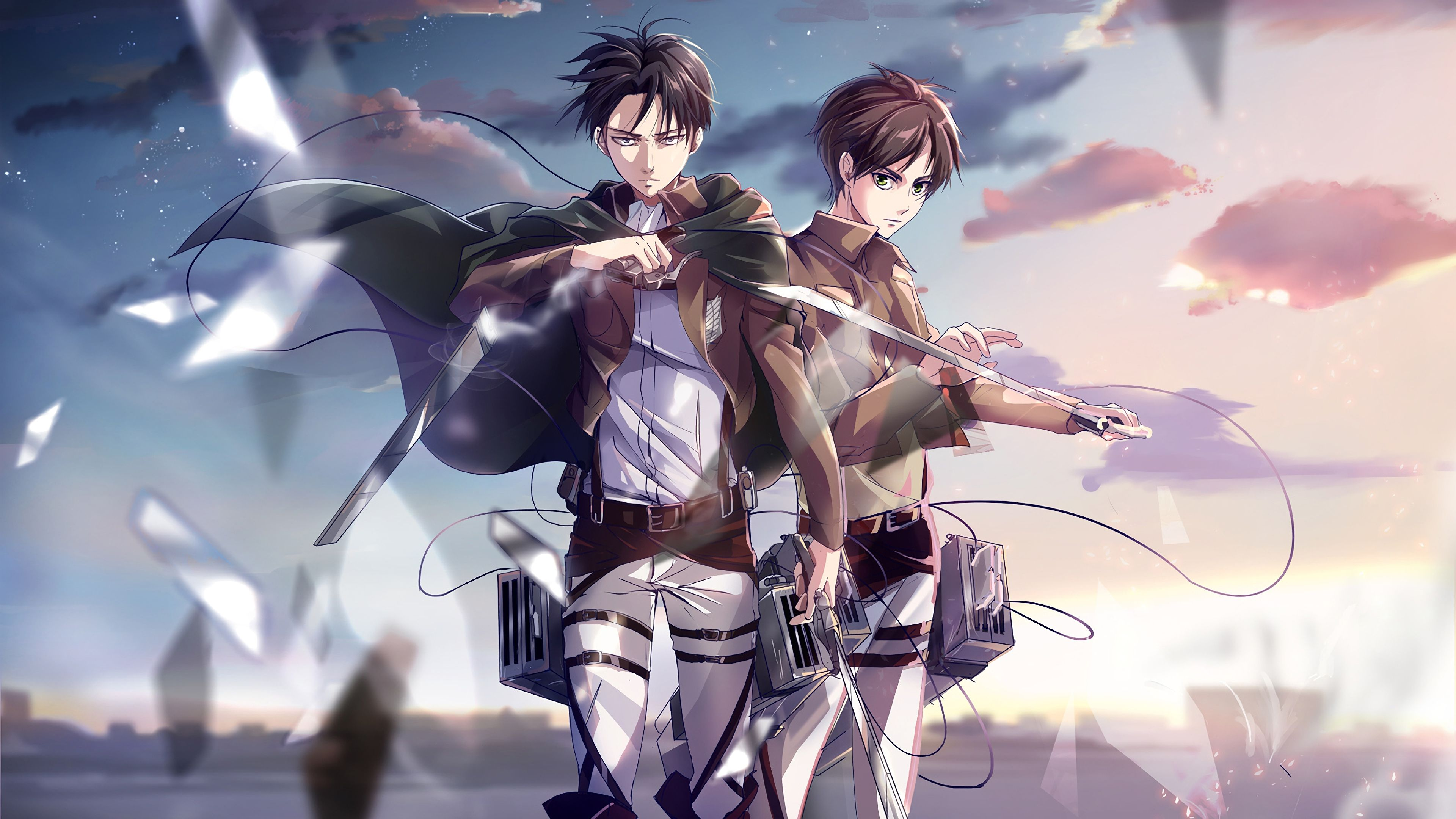 It can be exceptionally beautiful and interesting, extraordinarily complex and also minimalistic. Attack On Titan Anime 4k PC Wallpapers - Wallpaper Cave