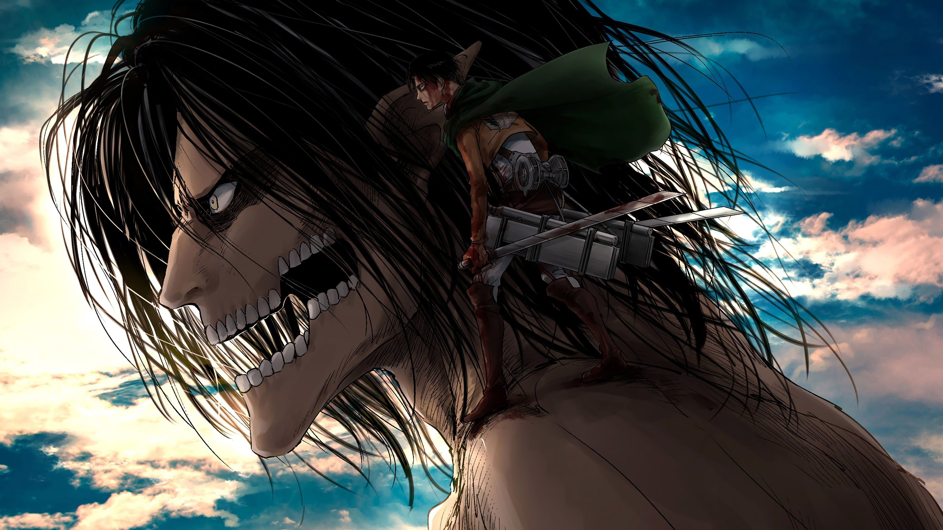 Advertisement platforms categories 1.0 user rating4 1/4 attack on titan 2 is an rpg available on windows that further unfolds the story from the original. Attack On Titan Anime 4k PC Wallpapers - Wallpaper Cave