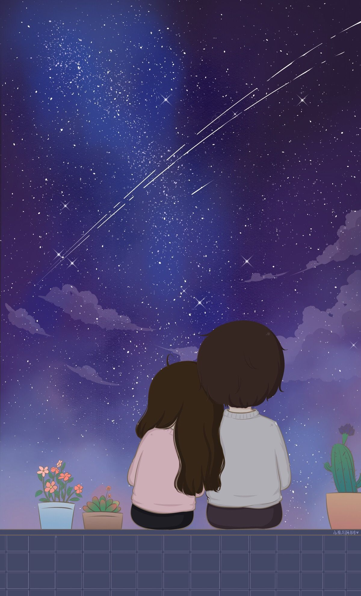 Don't forget to bookmark this page for future. Cute HD Anime Couple DP Wallpapers - Wallpaper Cave