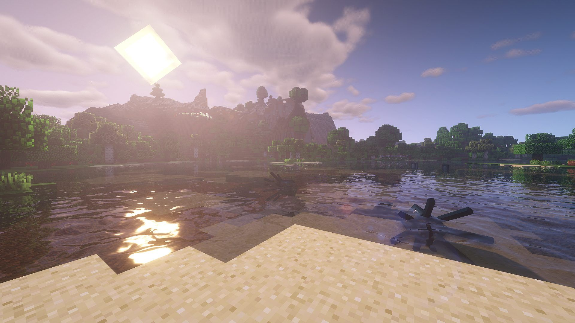 From traditional simple landscape backgrounds to unique, classy 3d … Aesthetic Minecraft PC Wallpapers - Wallpaper Cave