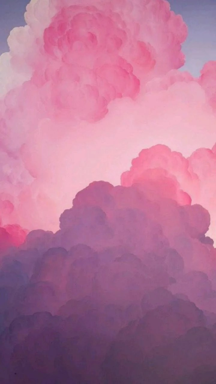 Free for commercial use high quality images Pink Cloud Aesthetic Desktop Wallpapers - Wallpaper Cave