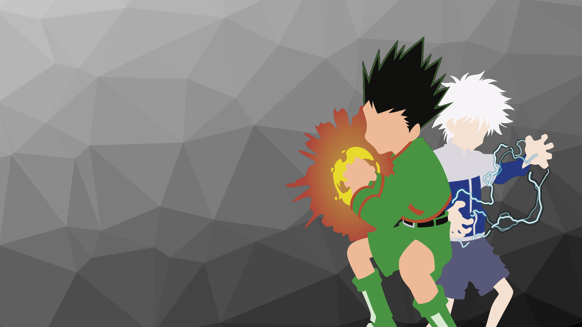 Like or reblog if u use or save them, ill apreciate the supp♡. Hunter X Hunter Computer Wallpapers - Wallpaper Cave
