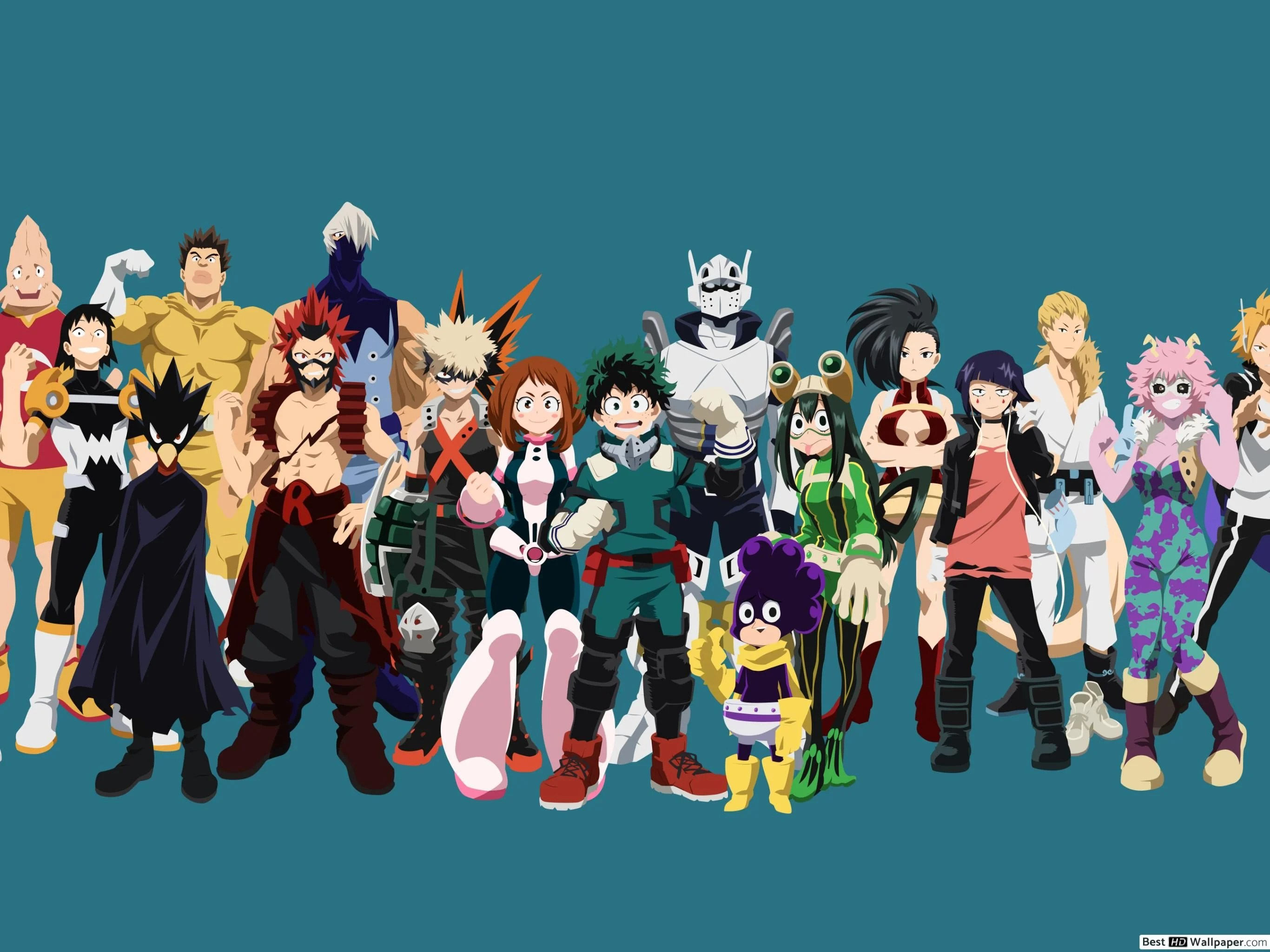 Besides good quality and cheap price, you can also enjoy many discounts when you shop for my hero academia wallpaper at the shopping festival. My Hero Academia PC Wallpapers - Wallpaper Cave