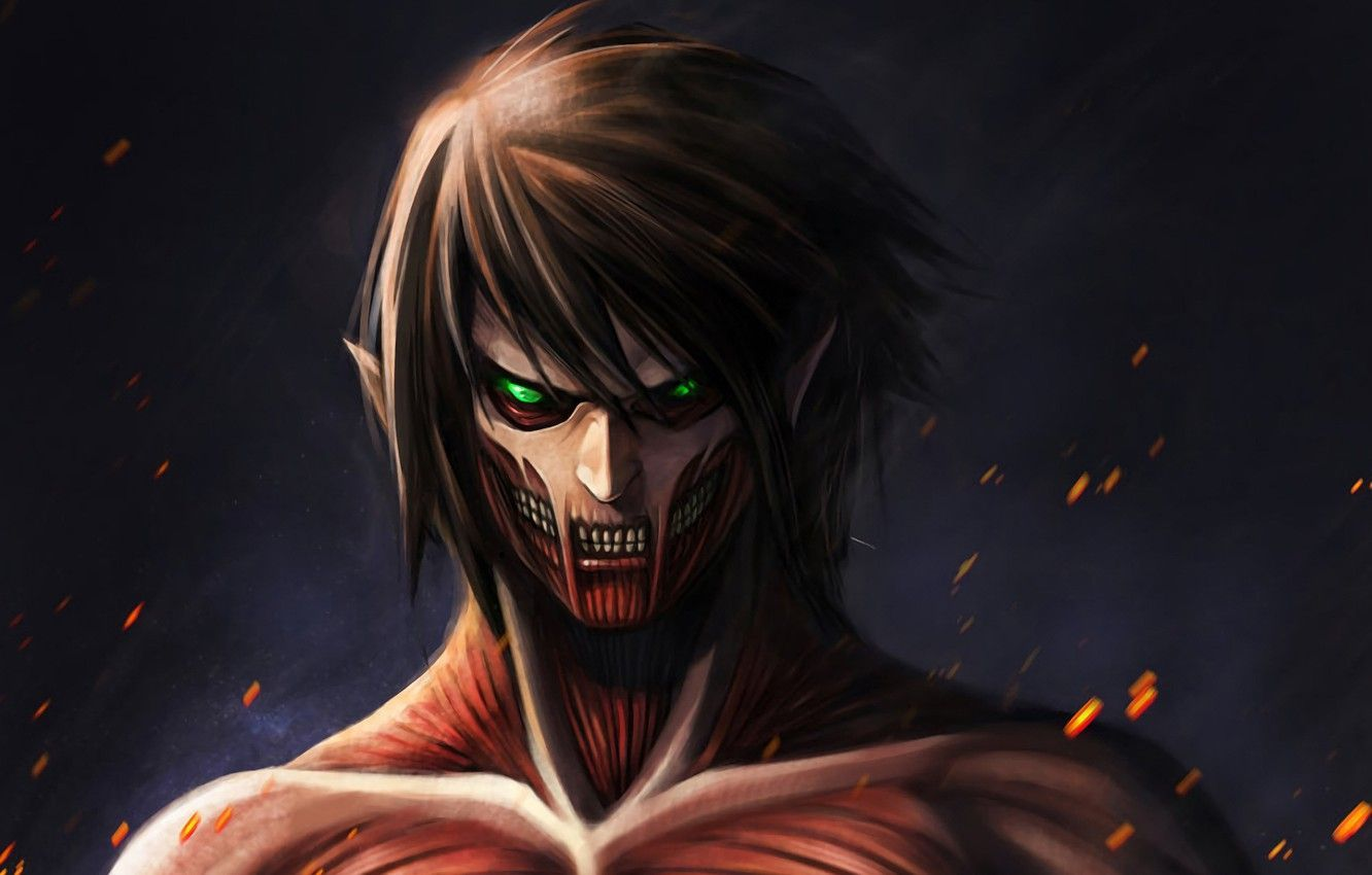 Download 50+ free attack on titan wallpapers and hd background images for any phone, pc,. Titan Eren Berserk Wallpapers - Wallpaper Cave