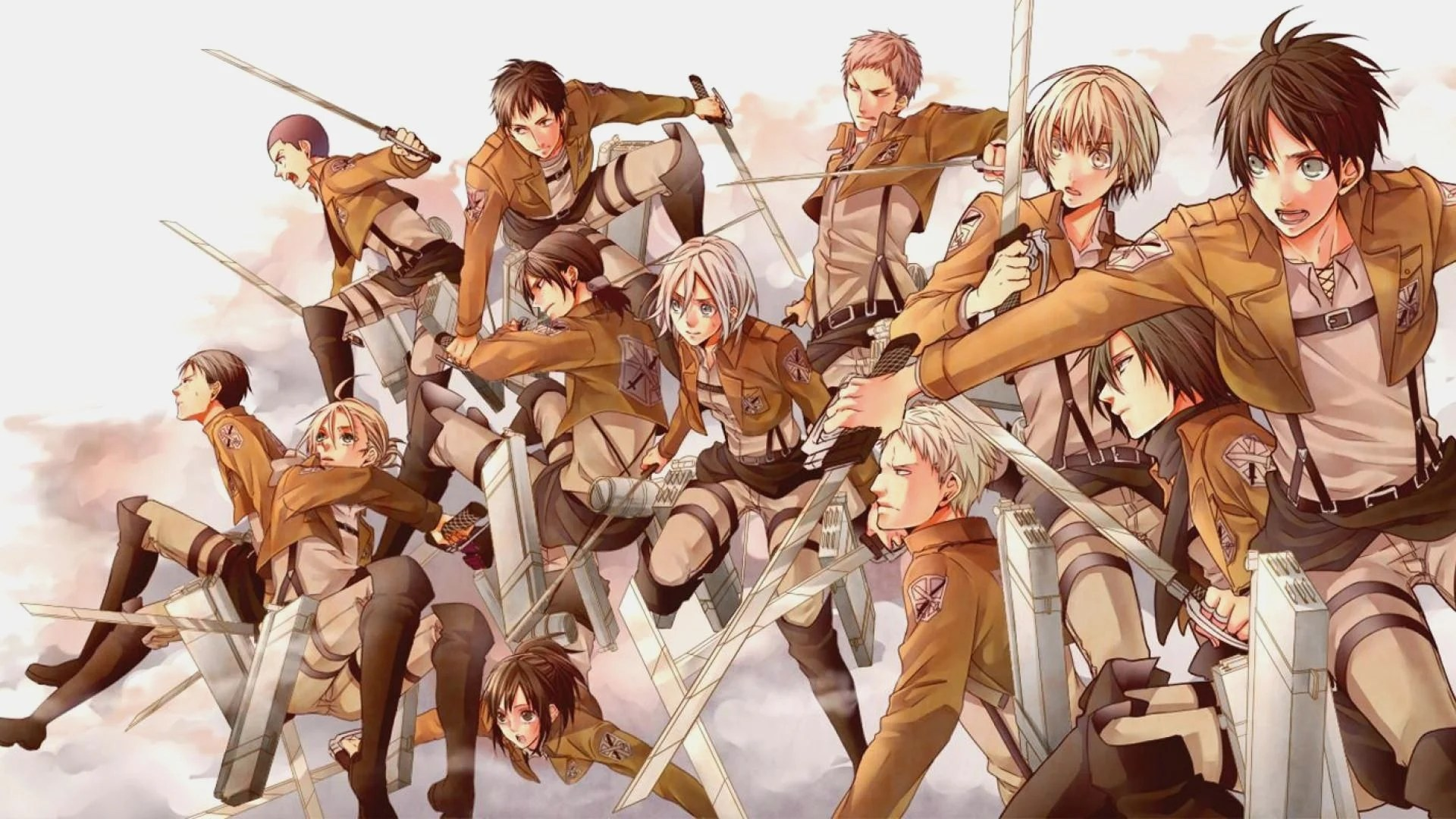 Make it easy with our tips on application. Attack On Titan Aesthetic Wallpapers - Wallpaper Cave