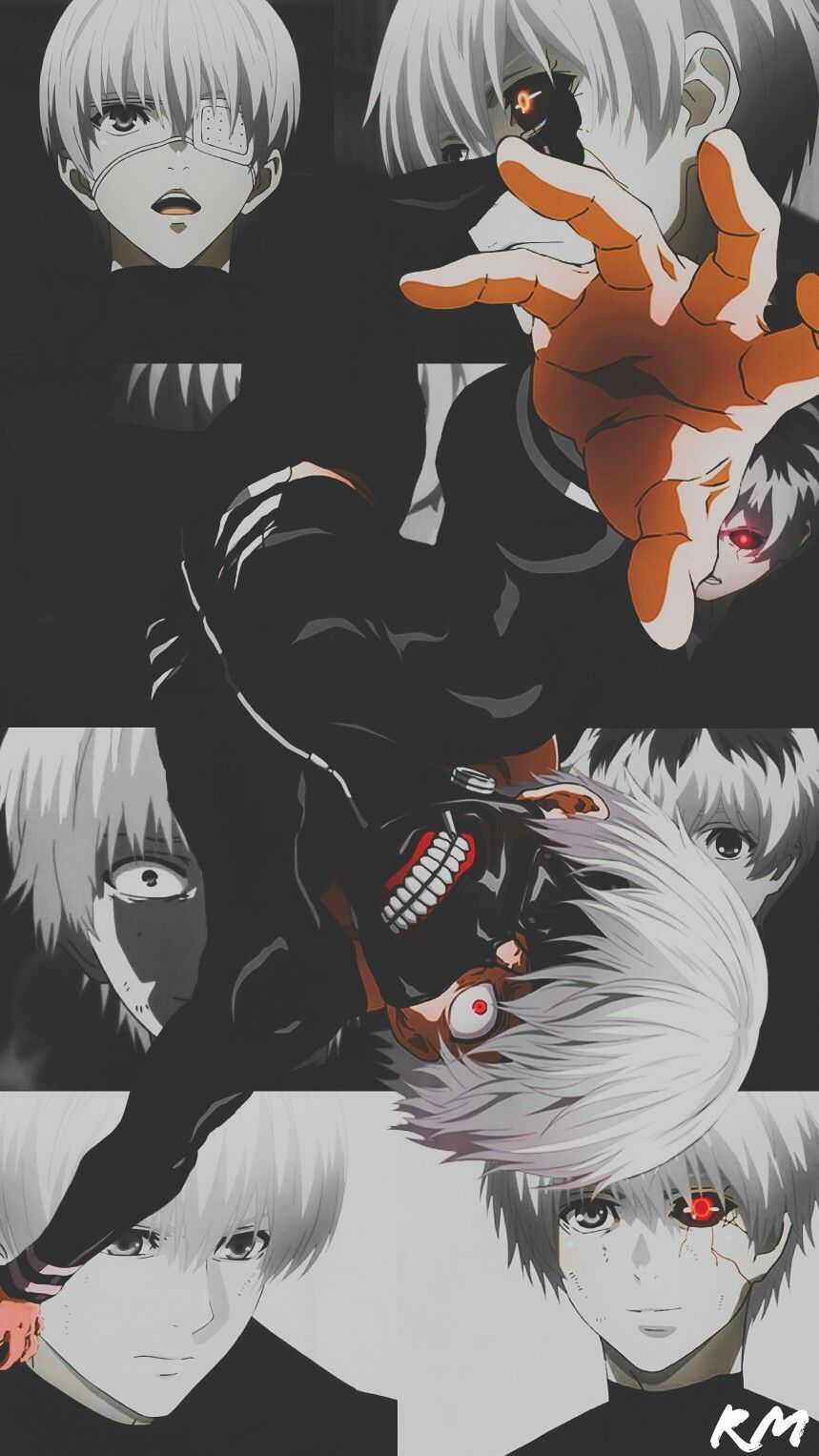 Aesthetic Anime Tokyo Ghoul Wallpapers Wallpaper Cave