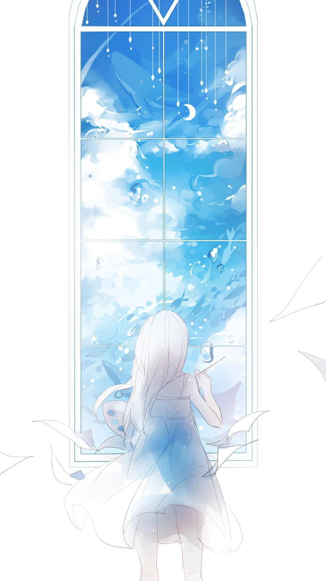 By gary heiting, od visible light is much more complex than you might think. Anime Blue Aesthetics Wallpapers - Wallpaper Cave