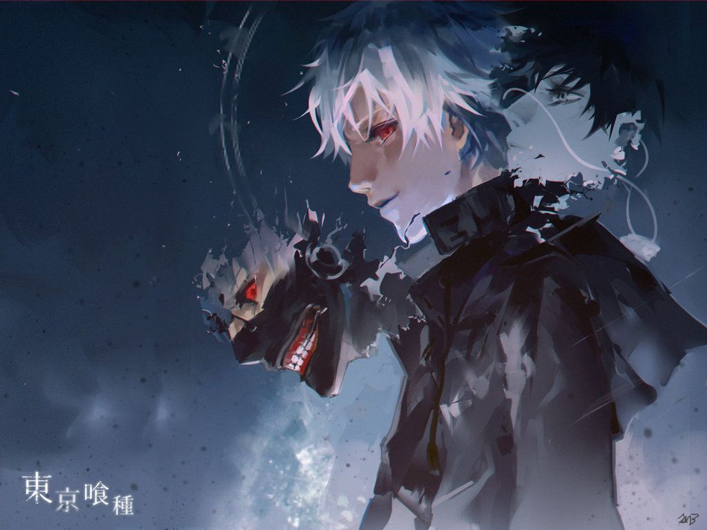 The best tokyo ghoul wallpapers. Aesthetic Tokyo Ghoul PC Wallpapers - Wallpaper Cave